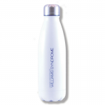 wiliamssyndrome.ca // CAWS water bottle back