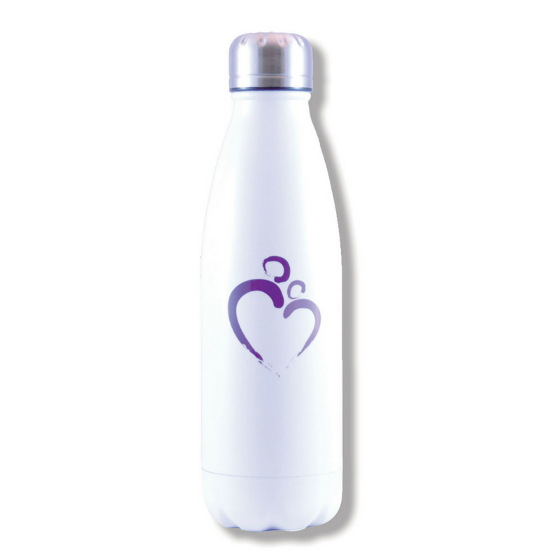 wiliamssyndrome.ca // CAWS water bottle