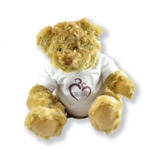williamssyndrome.ca// CAWS teddy bear