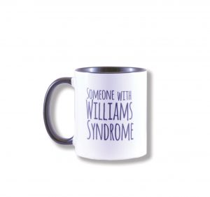 wiliamssyndrome.ca // song in my heart mug front